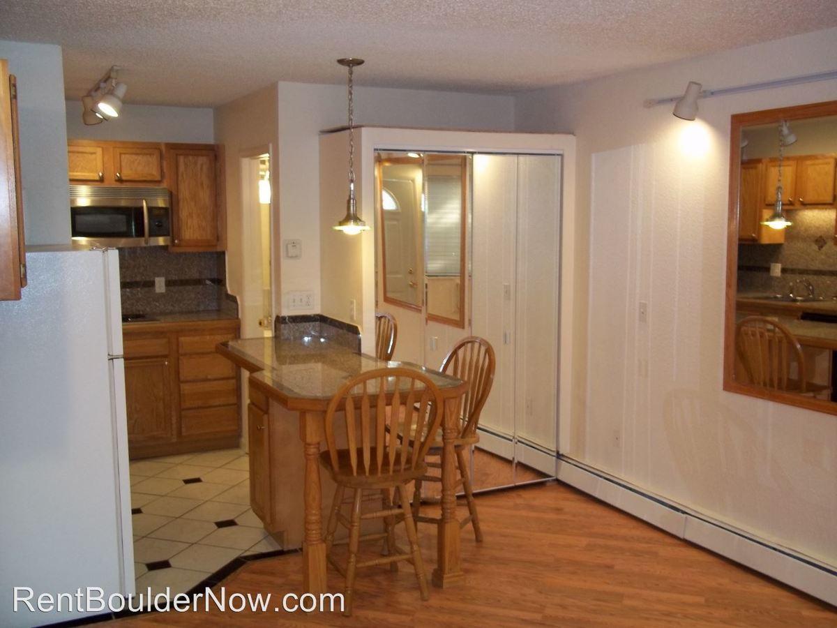 Studio 1 Bathroom Apartment for rent at 1811 Folsom St. in Boulder, CO