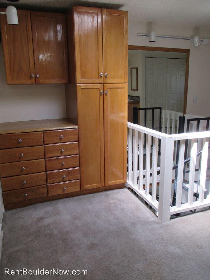 1 Bedroom 1 Bathroom Apartment for rent at 1811 Folsom St. in Boulder, CO