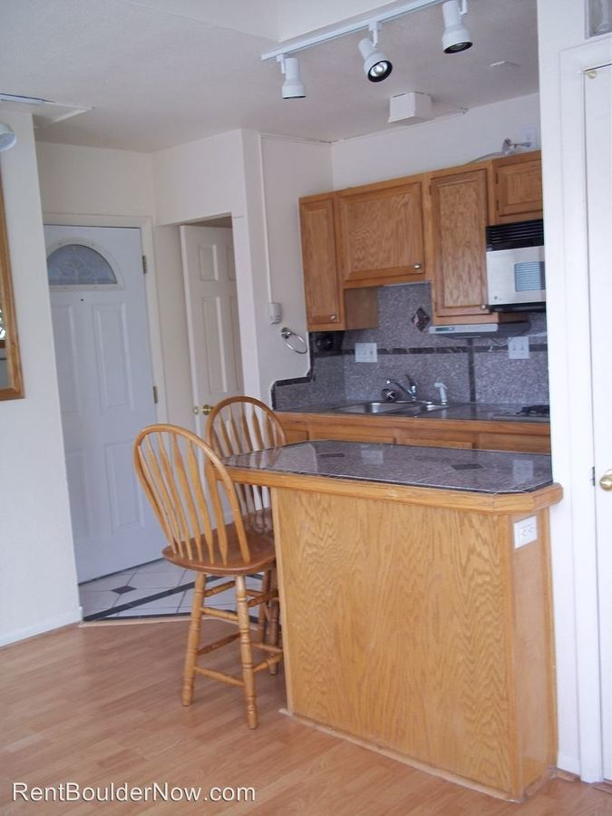 1 Bedroom 1 Bathroom Apartment for rent at 1811 Folsom St in Boulder, CO