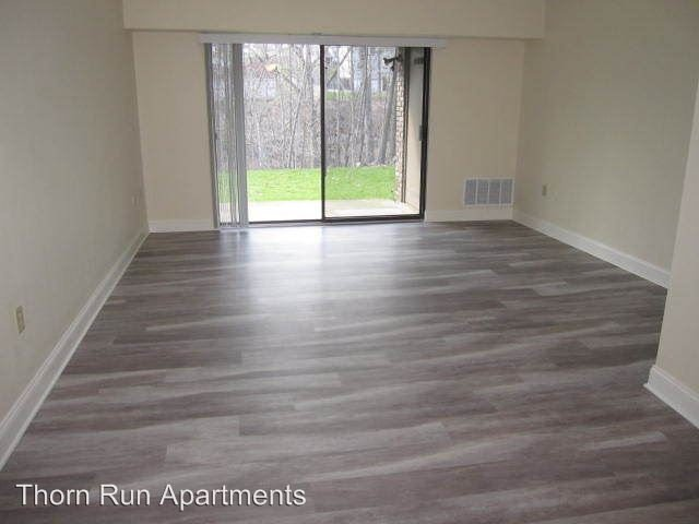 1 Bedroom 1 Bathroom Apartment for rent at Thorn Run in Moon Township, PA
