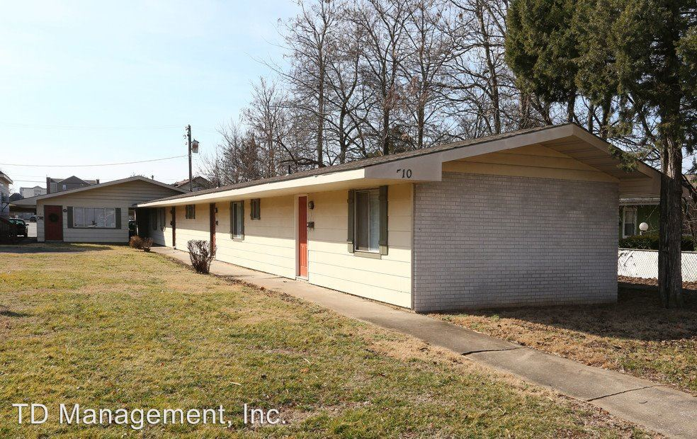 1 Bedroom 1 Bathroom Apartment for rent at 510 E Harrison in Springfield, MO