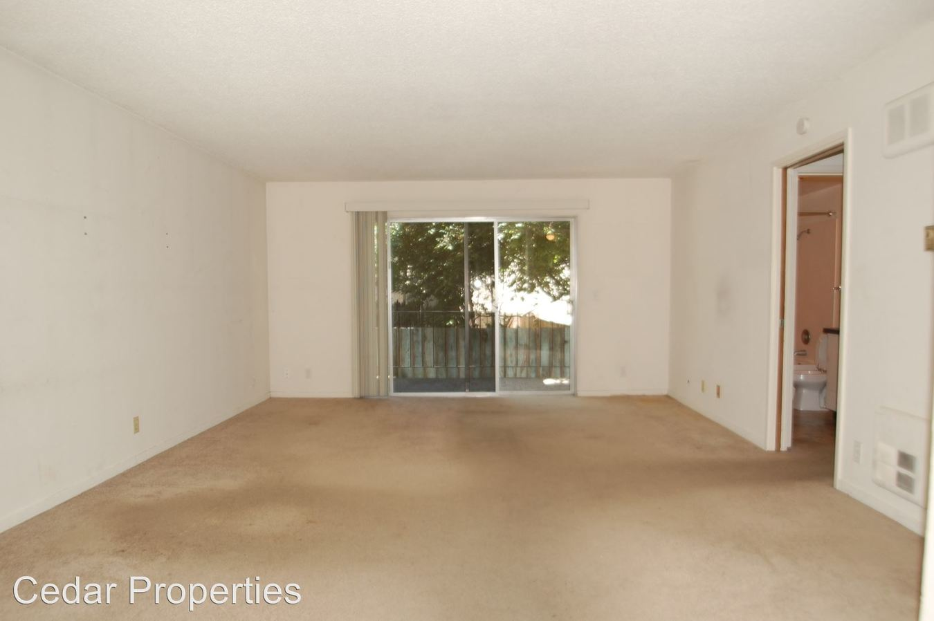1 Bedroom 1 Bathroom Apartment for rent at 3401 Richmond Blvd in Oakland, CA