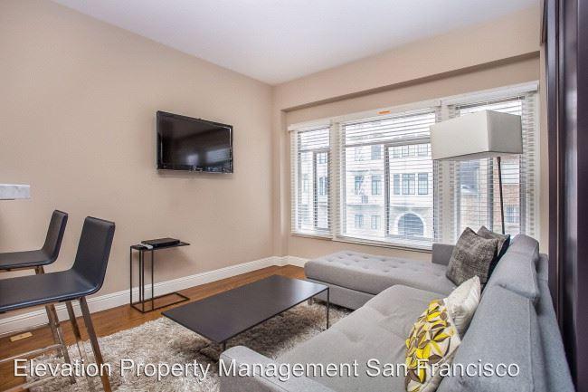 Studio 1 Bathroom Apartment for rent at 540 Stockton St in San Francisco, CA
