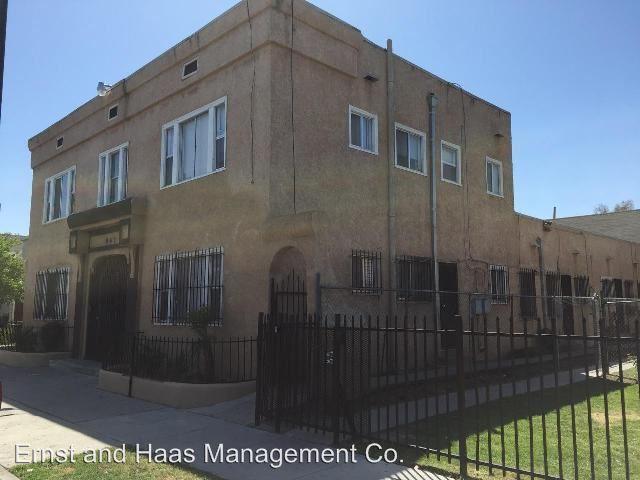 1 Bedroom 1 Bathroom Apartment for rent at 847 Cerritos Ave. in Long Beach, CA