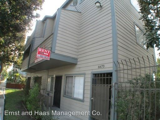2 Bedrooms 2 Bathrooms Apartment for rent at 6673 Hammond Ave. in Long Beach, CA