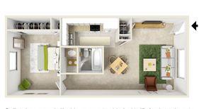 Similar Apartment at 20th & Vance Street