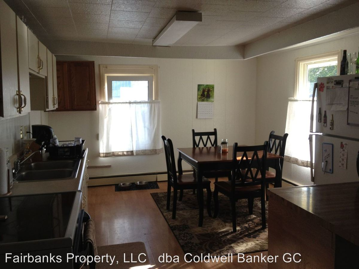 4 Bedrooms 3 Bathrooms Apartment for rent at 1517 Eielson Street in Fairbanks, AK