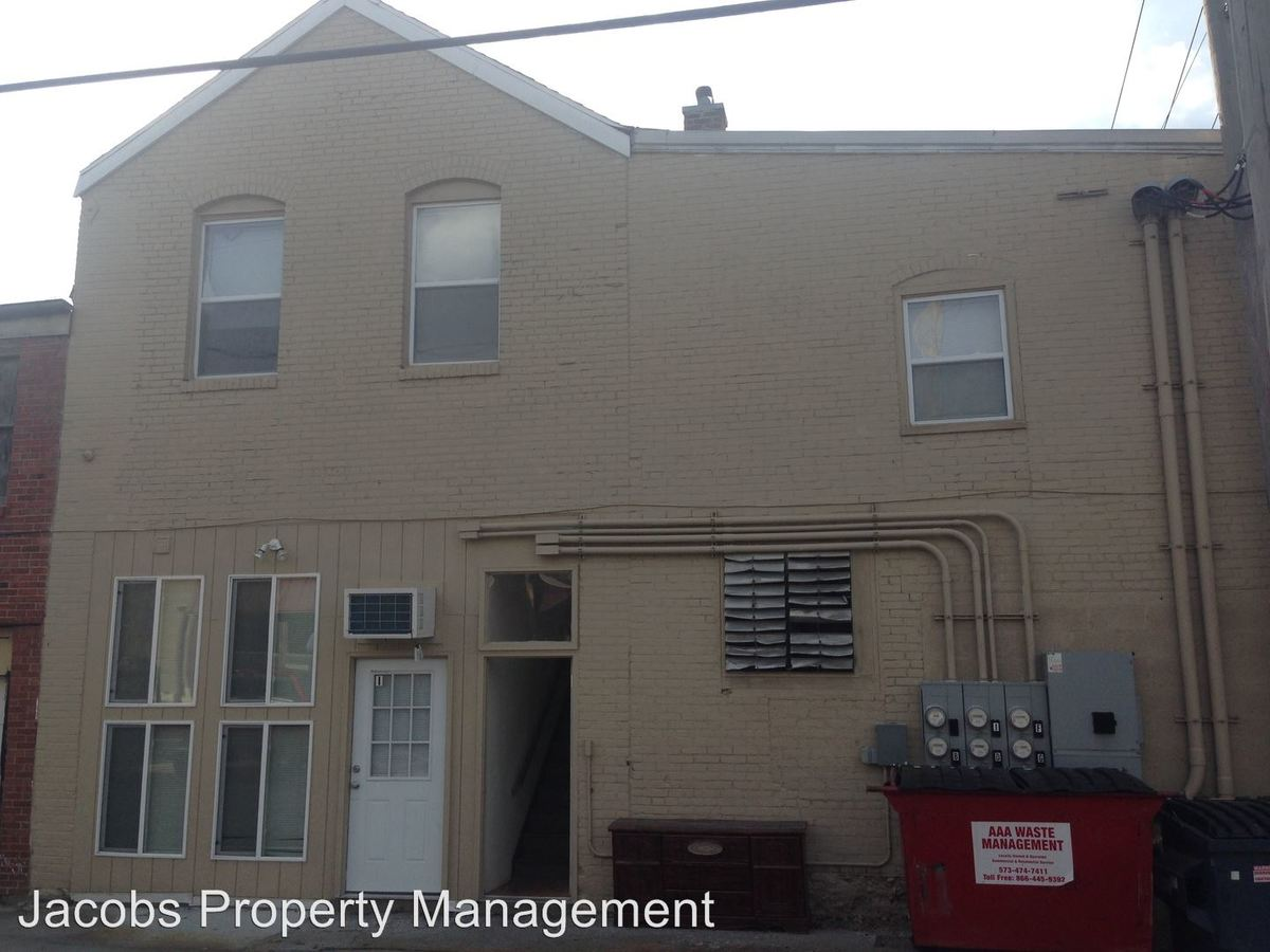 1 Bedroom 1 Bathroom Apartment for rent at 316 Main Street in Boonville, MO
