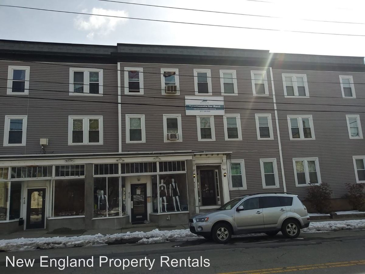 Studio 1 Bathroom Apartment for rent at 422 Pawtucket Ave in Pawtucket, RI