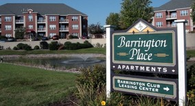Similar Apartment at Barrington Place Apartments
