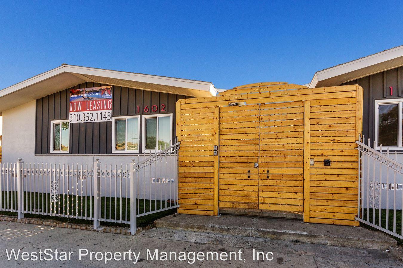 1 Bedroom 1 Bathroom Apartment for rent at 1600- 1602 Cedar Avenue in Long Beach, CA