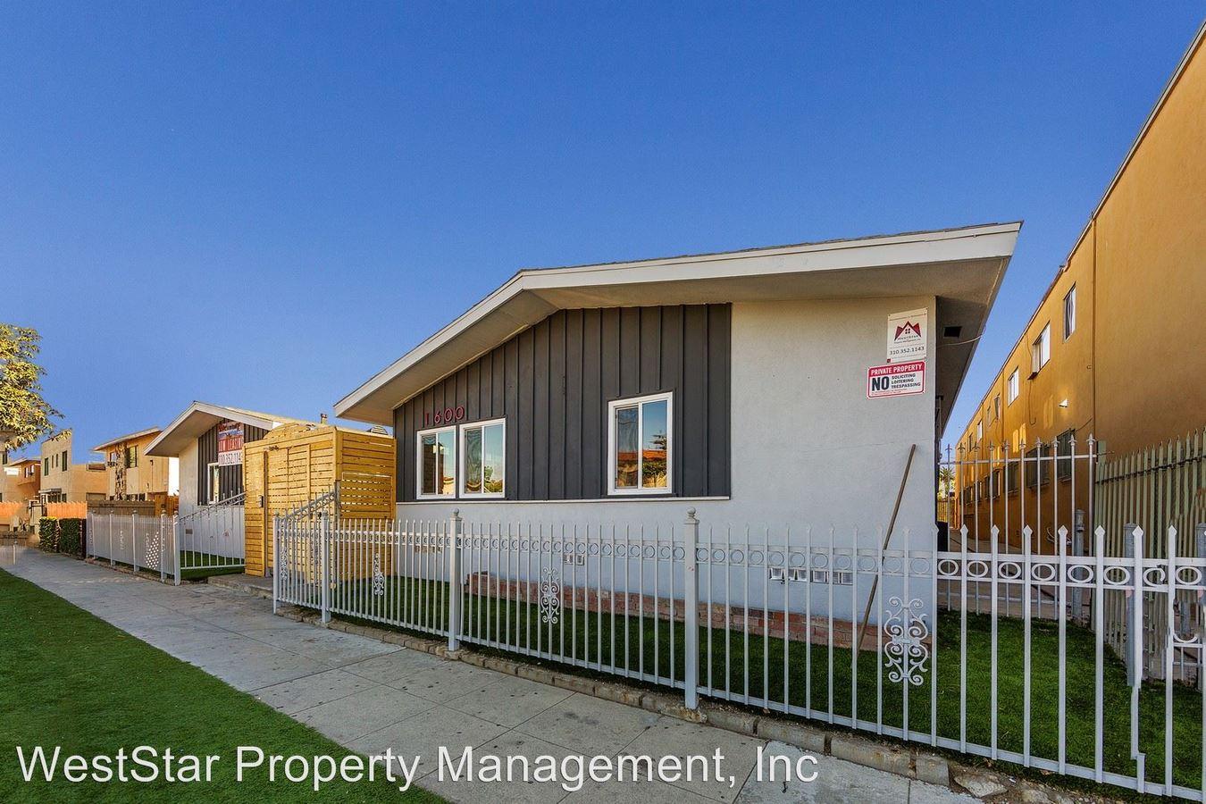 2 Bedrooms 1 Bathroom Apartment for rent at 1600- 1602 Cedar Avenue in Long Beach, CA