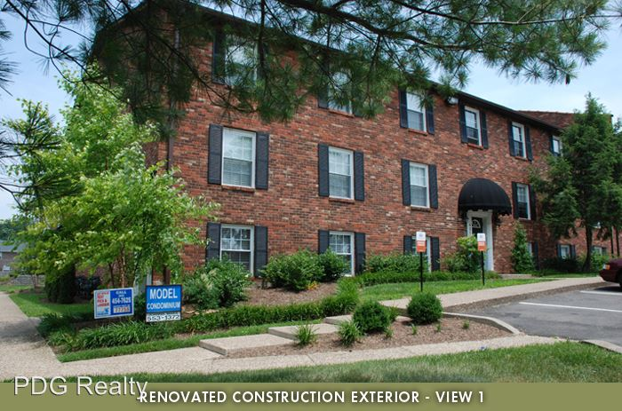 2 Bedrooms 1 Bathroom Apartment for rent at 4500-4510 Westport Woods Lane in Louisville, KY