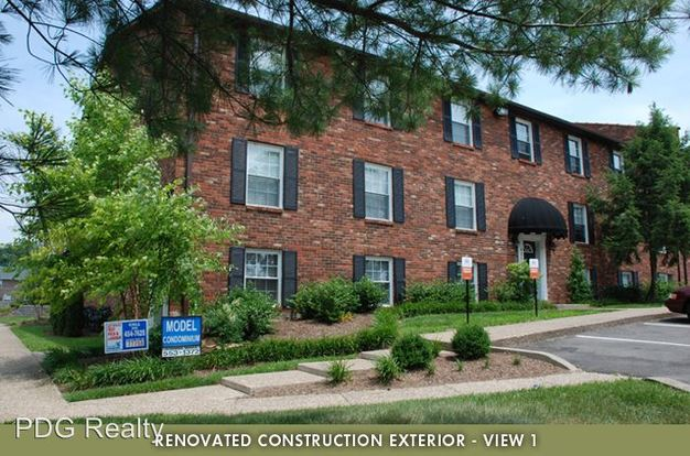 2 Bedrooms 1 Bathroom Apartment for rent at 4500 4510 Westport Woods Lane in Louisville, KY