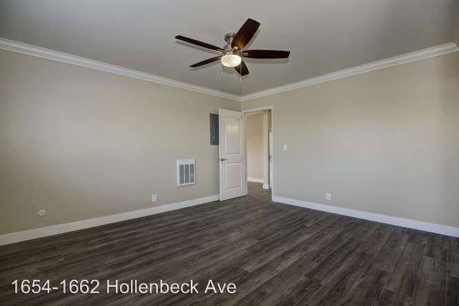 2 Bedrooms 2 Bathrooms Apartment for rent at 1654-1662 Hollenbeck Ave. in Sunnyvale, CA