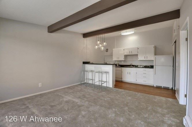 1 Bedroom 1 Bathroom Apartment for rent at 126 W Ahwanee Ave in Sunnyvale, CA
