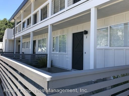 2 Bedrooms 1 Bathroom Apartment for rent at 30 Central Court in Mill Valley, CA