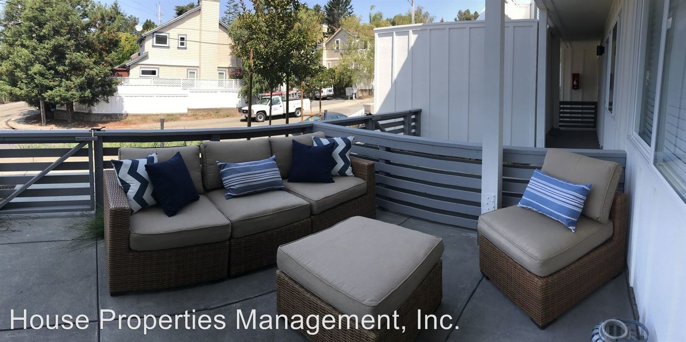 1 Bedroom 1 Bathroom Apartment for rent at 30 Central Court in Mill Valley, CA