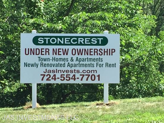 2 Bedrooms 1 Bathroom Apartment for rent at Mc Connell Road/ Stonecrest Lane in Cecil, PA