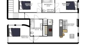Similar Apartment at 1021 East Carson