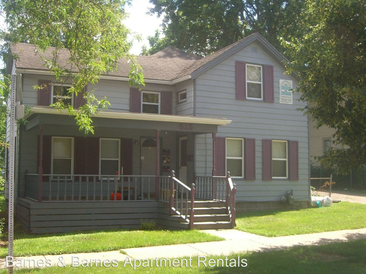Studio 1 Bathroom Apartment for rent at 515 Congress St in Ypsilanti, MI