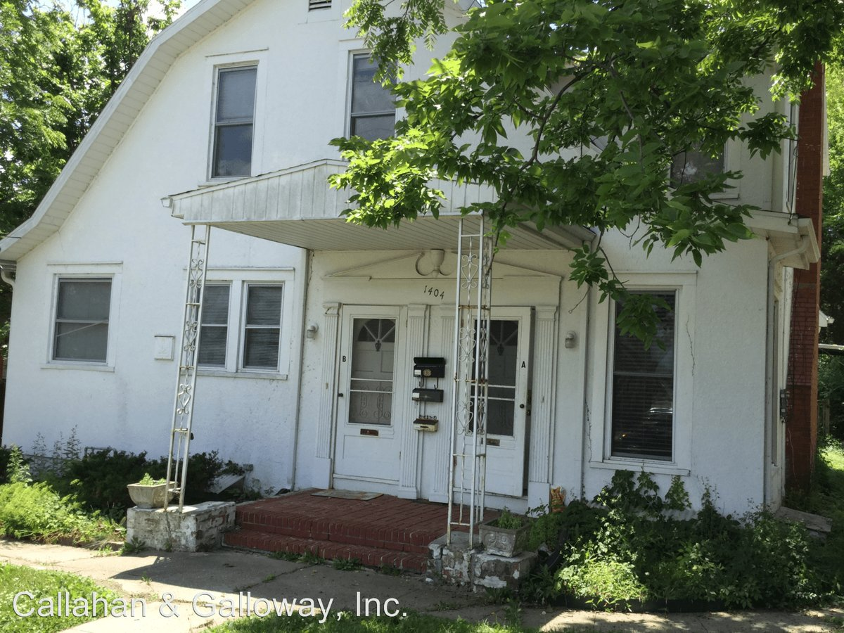 2 Bedrooms 1 Bathroom Apartment for rent at 1404 Bass Ave. in Columbia, MO