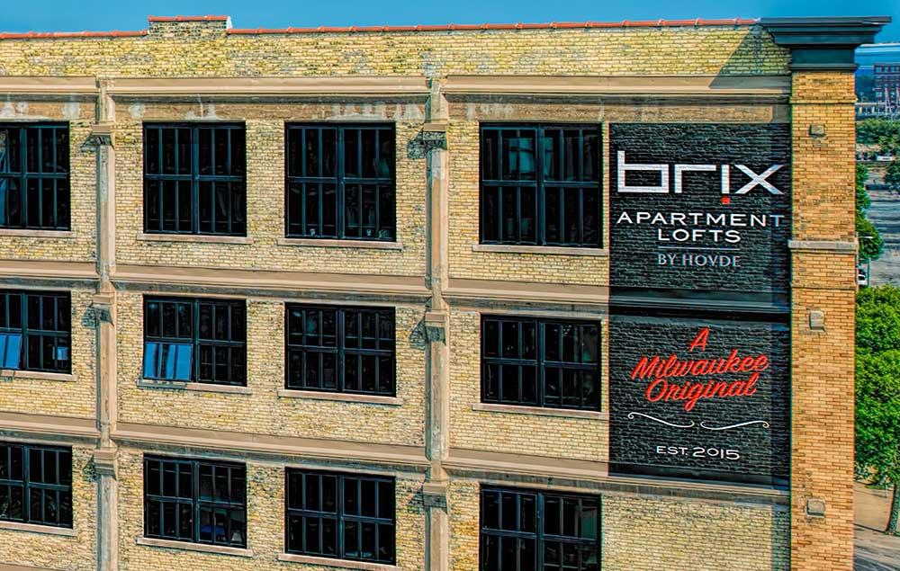 Brix Apartments Lofts
