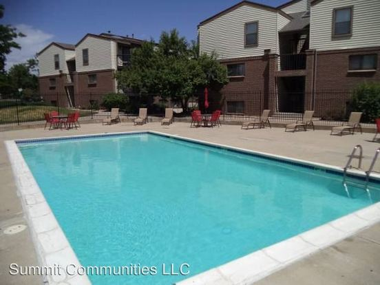 1 Bedroom 1 Bathroom Apartment for rent at 2380 West 76th Ave in Denver, CO