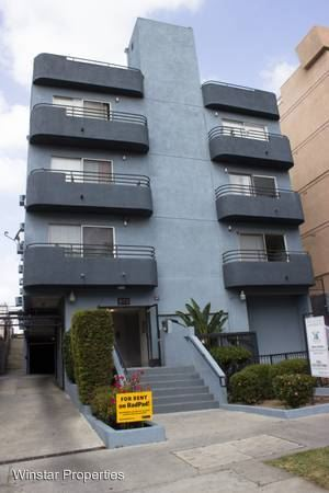 1 Bedroom 1 Bathroom Apartment for rent at 833 S. Berendo St. in Los Angeles, CA