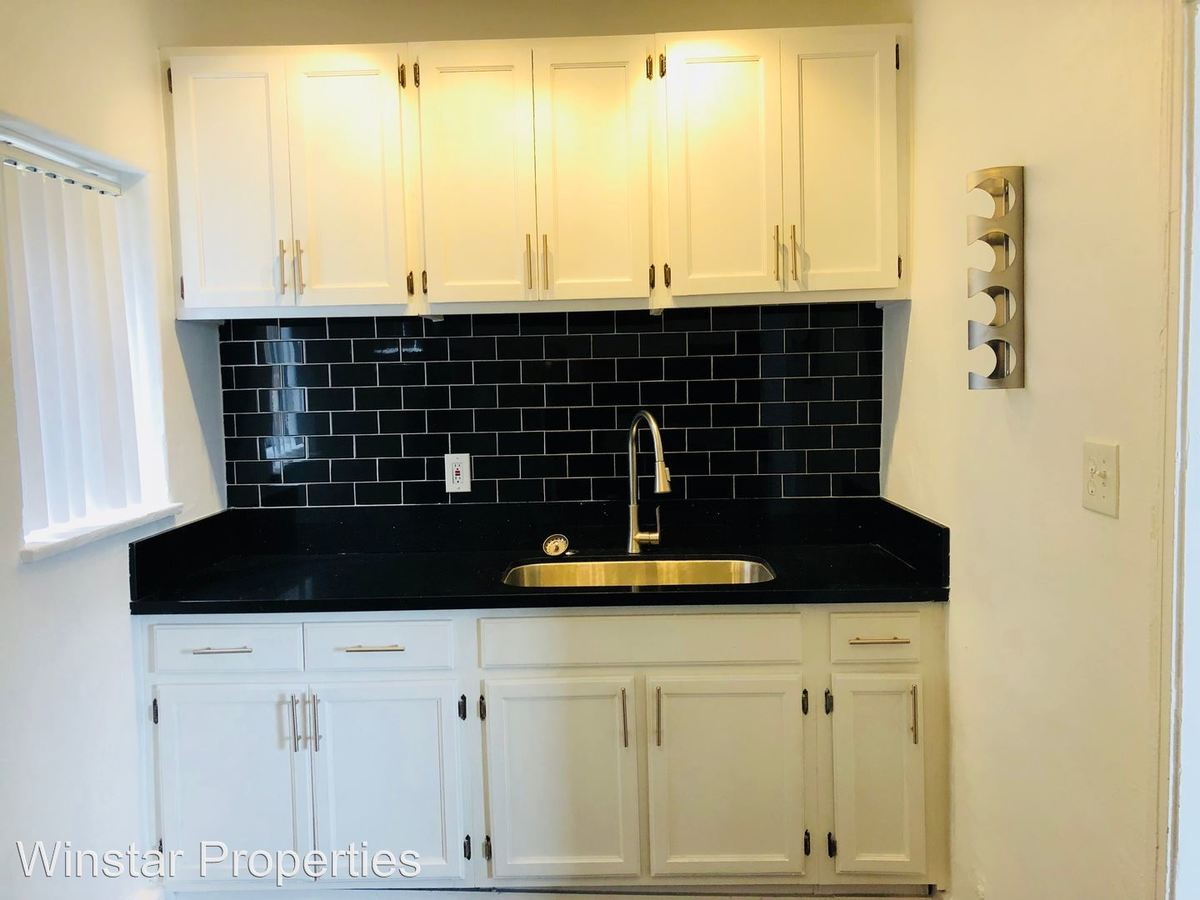 1 Bedroom 1 Bathroom Apartment for rent at 687 Shatto Place in Los Angeles, CA