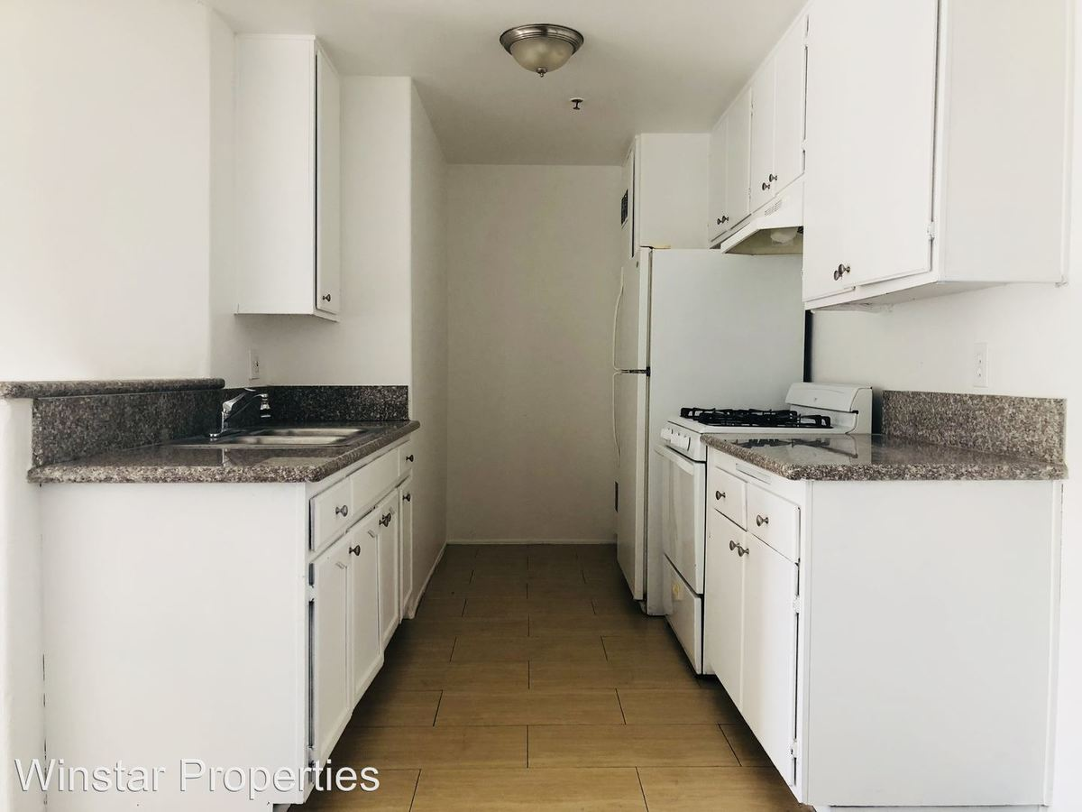 1 Bedroom 1 Bathroom Apartment for rent at 356 S. Rampart Blvd in Los Angeles, CA