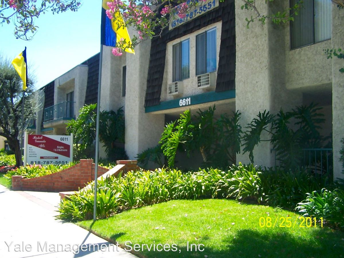 1 Bedroom 1 Bathroom Apartment for rent at 6611 Haskell Avenue in Van Nuys, CA