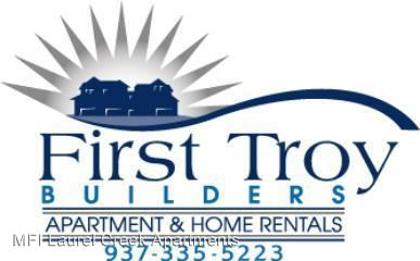 3 Bedrooms 2 Bathrooms Apartment for rent at 2200 Morning Glory Dr. in Troy, OH