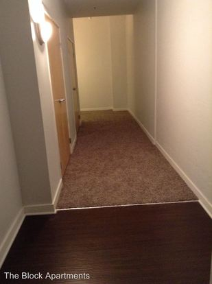 1 Bedroom 1 Bathroom Apartment for rent at The Block Building 50 North Illinois Ave, Suite A in Indianapolis, IN