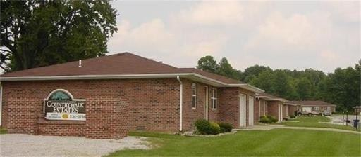 2 Bedrooms 1 Bathroom Apartment for rent at Country Walk 1601 - 1670 Country Walk Court in Terre Haute, IN