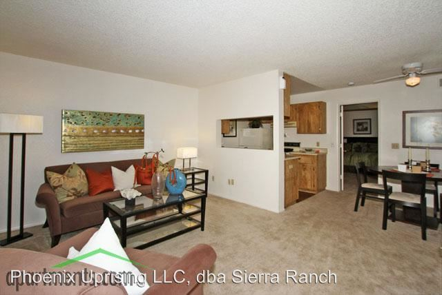 1 Bedroom 1 Bathroom Apartment for rent at 4722 E. Bell Road in Phoenix, AZ