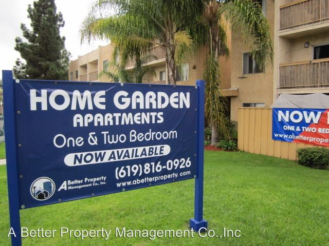 2 Bedrooms 1 Bathroom Apartment for rent at 4770 Home Ave in San Diego, CA