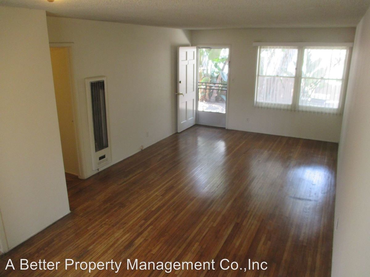 1 Bedroom 1 Bathroom Apartment for rent at 1218 E. 2nd St in Long Beach, CA