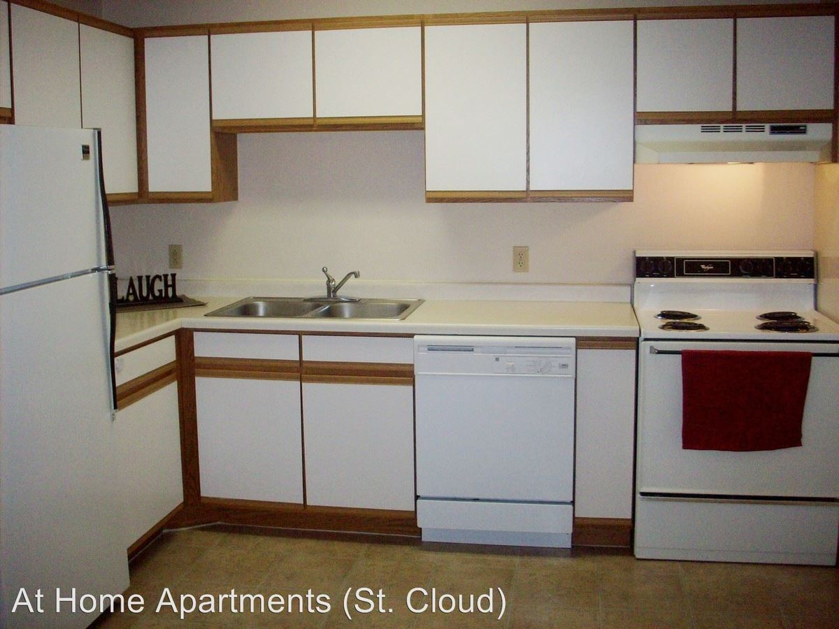 1 Bedroom 1 Bathroom Apartment for rent at 3346 W. St. Germain in St Cloud, MN