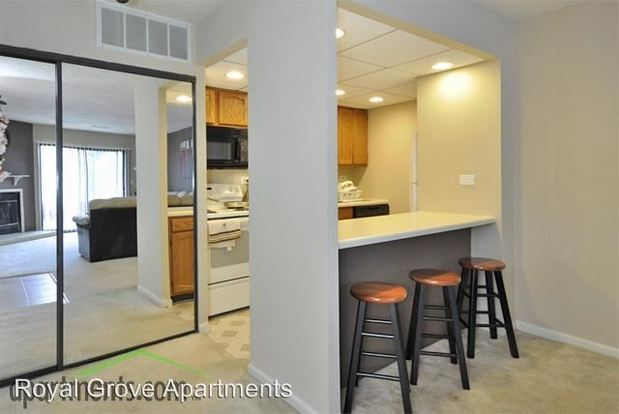 1 Bedroom 1 Bathroom Apartment for rent at 1100-1182 Grove Street in Bensenville, IL