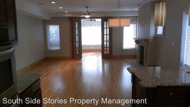 3 Bedrooms 3 Bathrooms Apartment for rent at 4954 58 S King Drive in Chicago, IL
