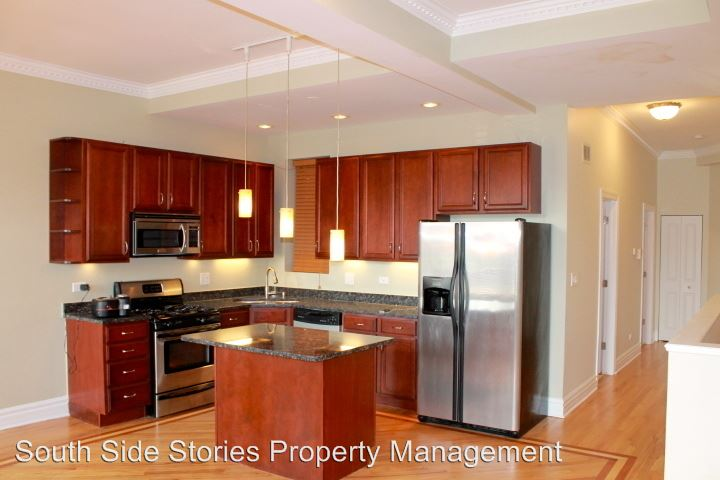3 Bedrooms 2 Bathrooms Apartment for rent at 4852 S Prairie Ave Hoa in Chicago, IL