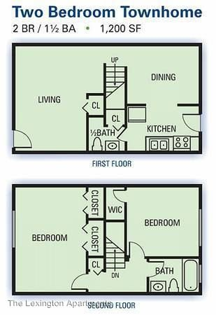 2 Bedrooms 1 Bathroom Apartment for rent at 3073 Washington Road in Atlanta, GA