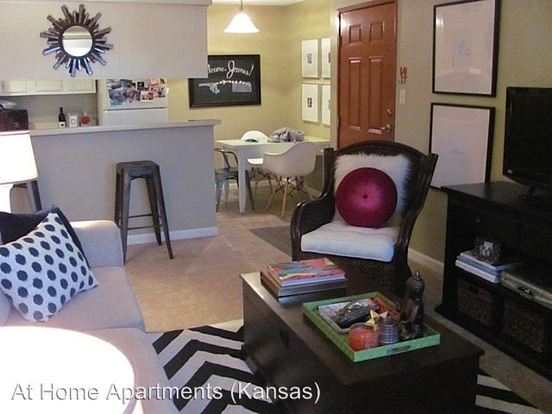 1 Bedroom 1 Bathroom Apartment for rent at 5907 Reeds Rd in Mission, KS