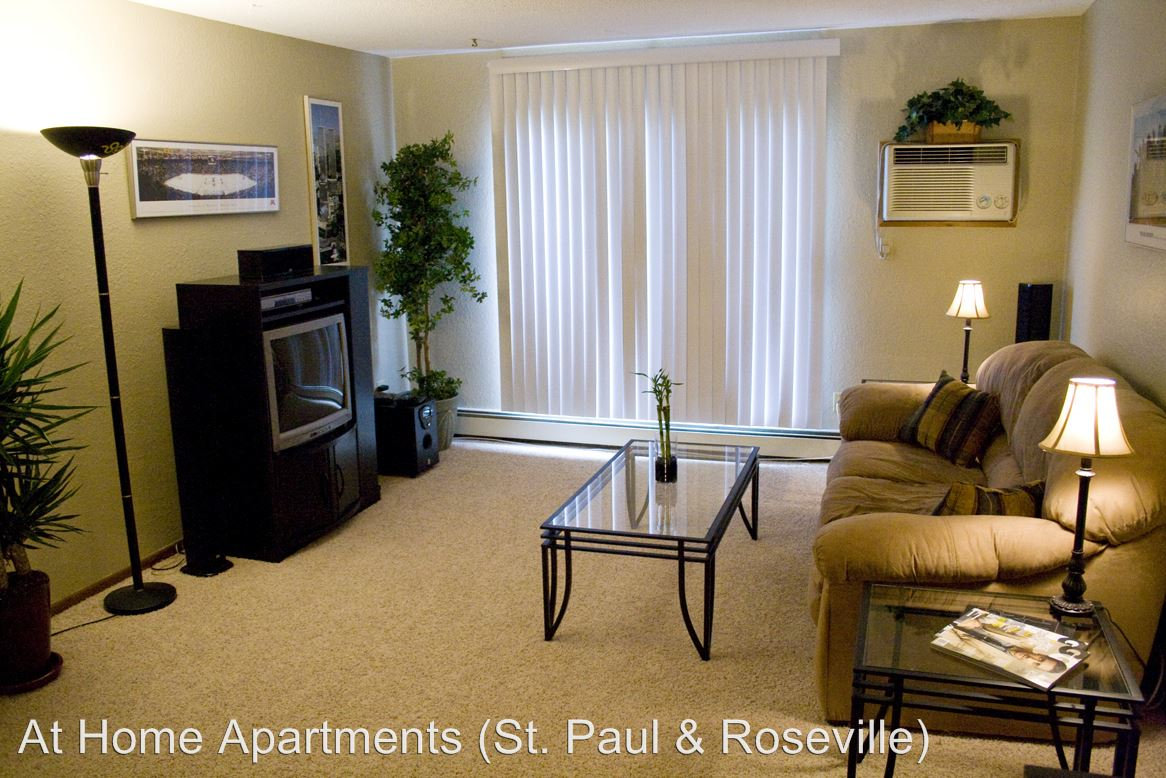 2 Bedrooms 1 Bathroom Apartment for rent at 1420 Terrace Dr in Roseville, MN