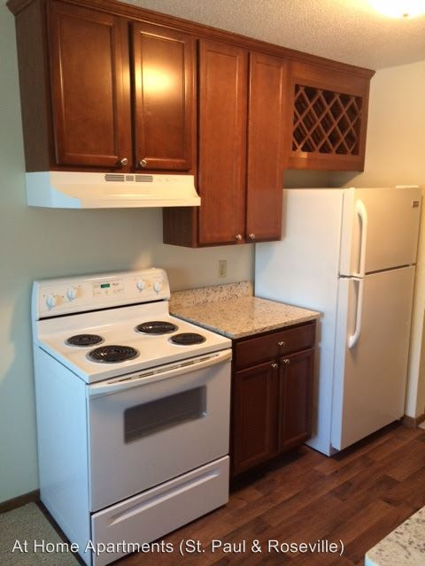 1 Bedroom 1 Bathroom Apartment for rent at 1420 Terrace Dr in Roseville, MN