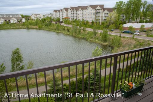 2 Bedrooms 2 Bathrooms Apartment for rent at 1420 Terrace Dr in Roseville, MN