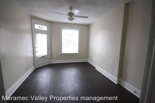 1 Bedroom 1 Bathroom Apartment for rent at 518 520 Fassen St. in St Louis, MO