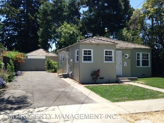 2 Bedrooms 1 Bathroom Apartment for rent at 32 Sanford Avenue in Campbell, CA