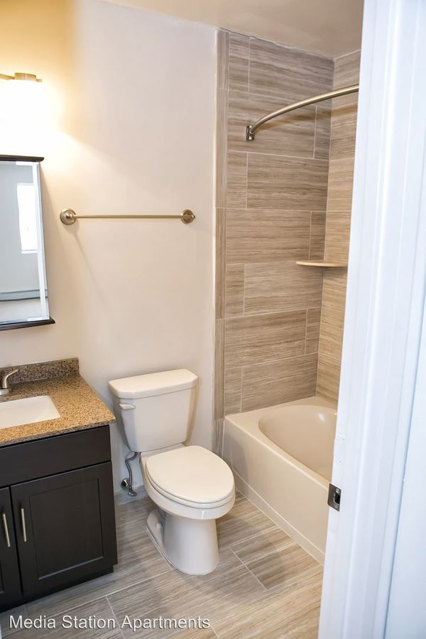1 Bedroom 1 Bathroom Apartment for rent at 340 Media Station Road in Media, PA